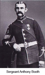 Sergeant Anthony Booth